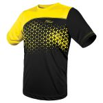 T-Shirt Tibhar Game Black Yellow